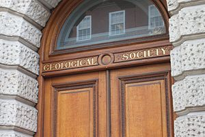 Geological Society of London - The Geological Society offices in Burlington House, Piccadilly, London