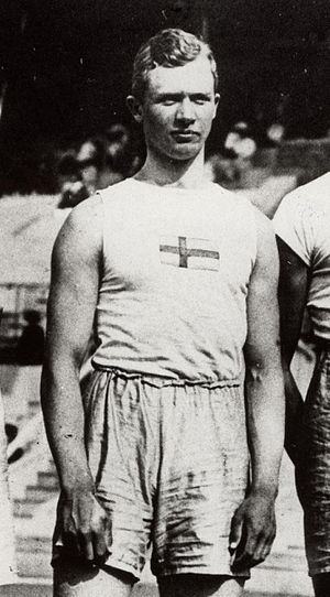 Georg Åberg - Georg Åberg at the 1912 Olympics