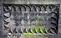 Georg Spangenberg Inschrift 01, Königl. Hannov. Leibmedicus und General-Stabsarzt.jpg