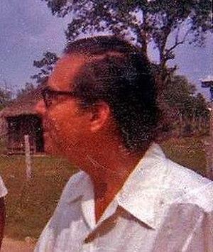 Belizean general election, 1979 - George Cadle Price