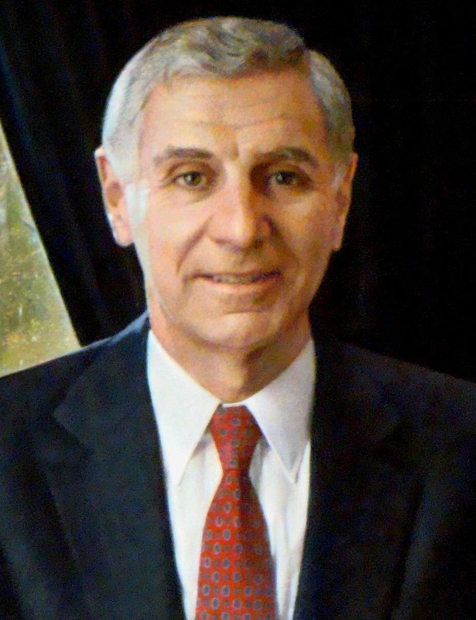 George Deukmejian Official Portrait crop 2