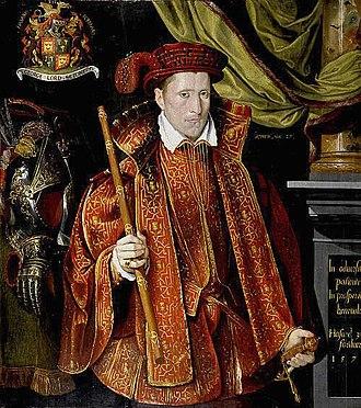 George Seton, 7th Lord Seton - George Seton, Lord Seton.