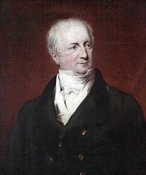 George Wilbraham - George Wilbraham by Thomas Henry Illidge.
