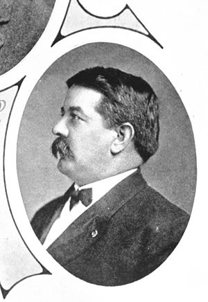 George Meade Bowers - George M. Bowers, during his tenure as Commissioner of Fisheries