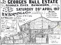 Georges Hall Subdivision plan 1917.JPG