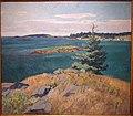Georges Islands, Penobscot Bay, Maine, by N. C. Wyeth, 1928-1929, oil on canvas - Portland Museum of Art - Portland, Maine - DSC04167.jpg