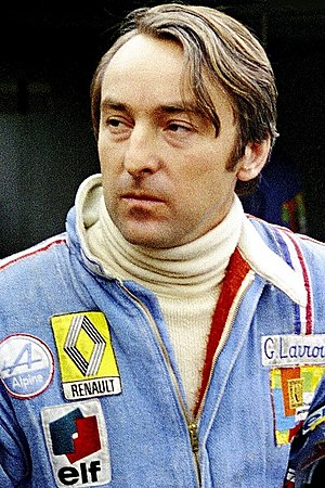 Gérard Larrousse - Image: Gerard Larrousse 1975
