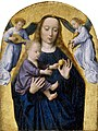 Gerard David (c.1460-1523) - The Madonna and Child with Two Music-Making Angels - 446754 - National Trust.jpg