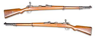 Gewehr 98 Type of Bolt-action rifle