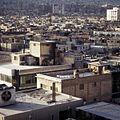 Gezicht over de stad vanuit hotel Le Vendome - Stichting Nationaal Museum van Wereldculturen - TM-20037988.jpg
