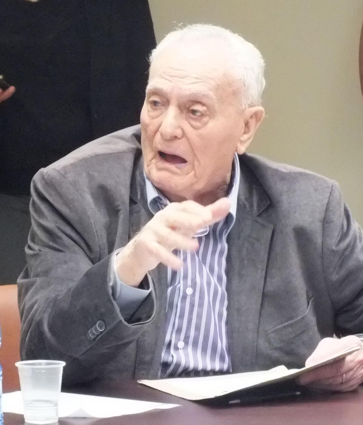 Gideon Ben-Israel net worth salary