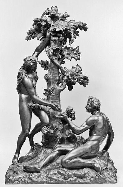 File:Giovanni Battista Foggini - The Fall of Man - Walters 54676.jpg