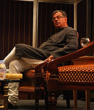 Girish Karnad - Girish Karnad in 2010