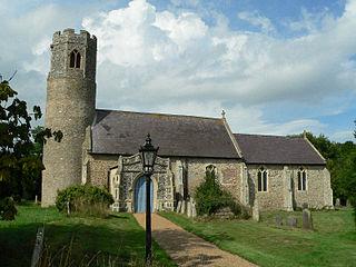 Gisleham Human settlement in England