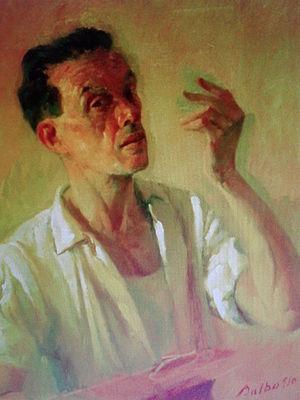 Giuseppe Balbo - Giuseppe Balbo, self portrait