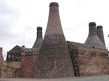 Gladstone Pottery Museum Wikipedia