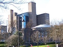 Glasgow University Library
