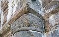 Glendalough St. Saviour's Priory Chancel Arch Inner Order South Capital 2016 09 14.jpg