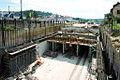 Gmuender Einhorn Tunnel Portal West 02.jpg