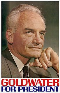 Barry Goldwater 1964 presidential campaign