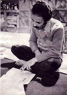 Houshang Golshiri Iranian writer