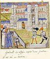 Gondoald se réfugie auprès du roi Gontran. Il est tué en trahison.jpeg