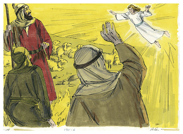 Bible Stories The Birth Of Jesus Wikibooks Open Books