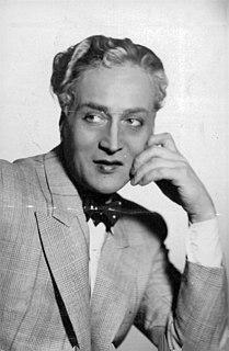 Gösta Ekman (senior) Swedish actor (1890–1938)