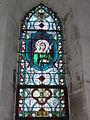 Gouttières (Puy-de-Dôme) église, vitrail 01.JPG