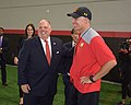 Governor Visits University of Maryland Football Team (36782908841).jpg