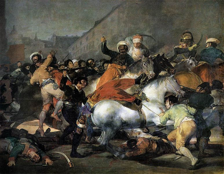 File:Goya - Second of May 1808.jpg