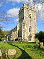 Great Kimble. St Nicholas church from NW.jpg