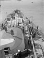 Greek Independence Day in the Greek Navy. 23 February 1943, Port-said, Greek Independence Day, March 25; Will Be Widely Celebrated. Sailors Serving in the Greek Section of the Allied Navies Always Remember That A15186.jpg