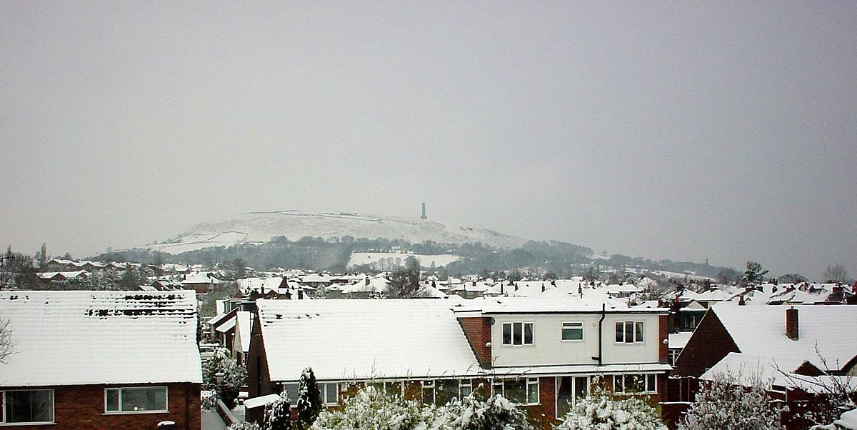 Image Result For Snow Covered Rooftop