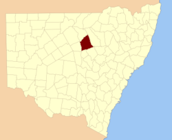 Gregory NSW
