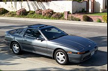 Toyota Supra - Wikipedia