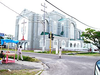 Immaculate Conception Cathedral, Georgetown