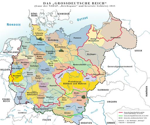 Großdeutschen Reiches
