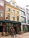 foto van Rijk gedecoreerd winkel-woonhuis (Soestdijk)