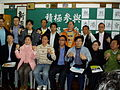 Group photo after seminar in Associação de Novo Macau.JPG