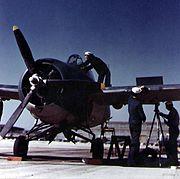 Grumman F4F-4 maintenance 1942-43