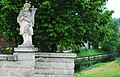 GuentherZ 2011-05-14 0192 Krumau am Kamp Statue Johannes Nepomuk.jpg
