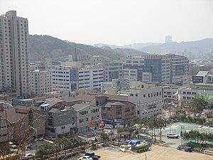 Yongin - Image: Gugaldong yongin