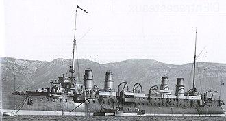 French cruiser Guichen - Image: Guichen fpc 126