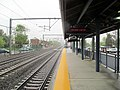 Guilford station track 4 platform, May 2013.JPG