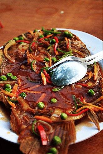 Fish stew - Asam Pedas