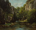 Gustave Courbet - The Stream of the Black Well - Walters 37203.jpg