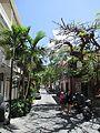 Gustavia (Saint-Barthélemy) — Rue de Charles de Gaulle.JPG