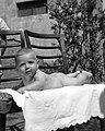 Gyerek portré, 1954. Fortepan 19789.jpg