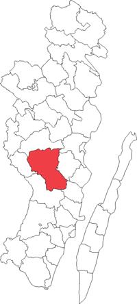 Högsby landskommune i Kalmar amt